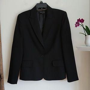 Anne Klein black blazer 10